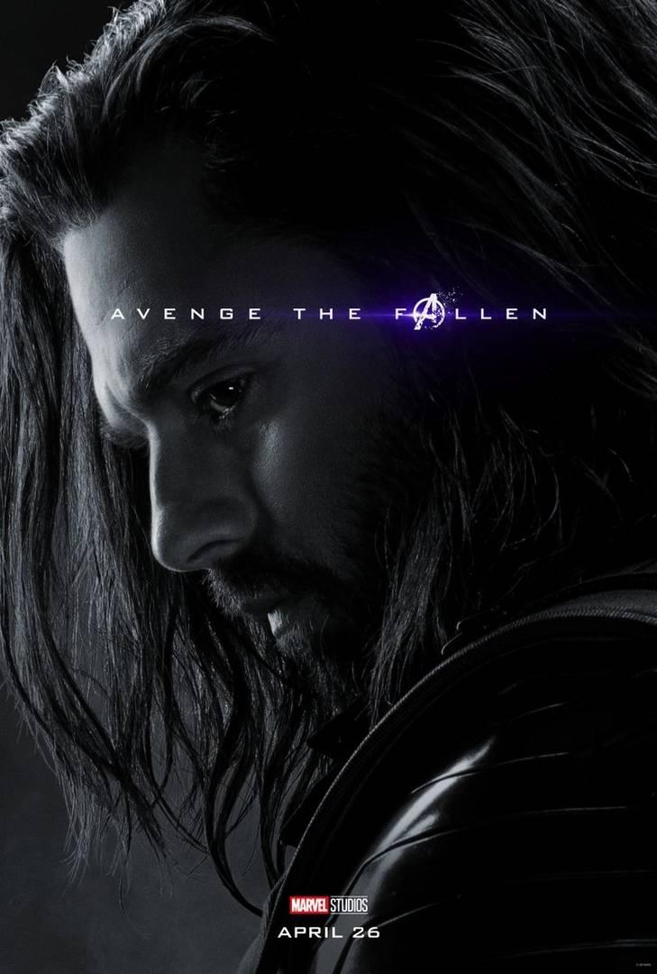 Студия Marvel показала 32 постера к фильму «Мстители: Финал» 20