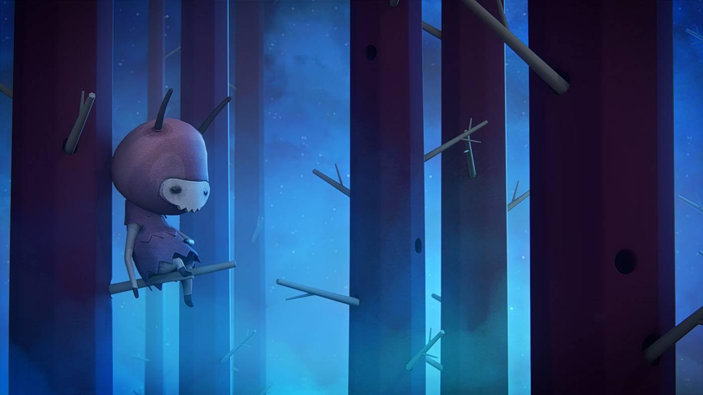 Короткометражка Forest Dreams: изумительный ролик о ночных чудесах