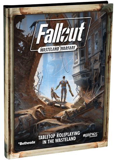 Modiphius выпустит две настольные ролевые игры по Fallout 1