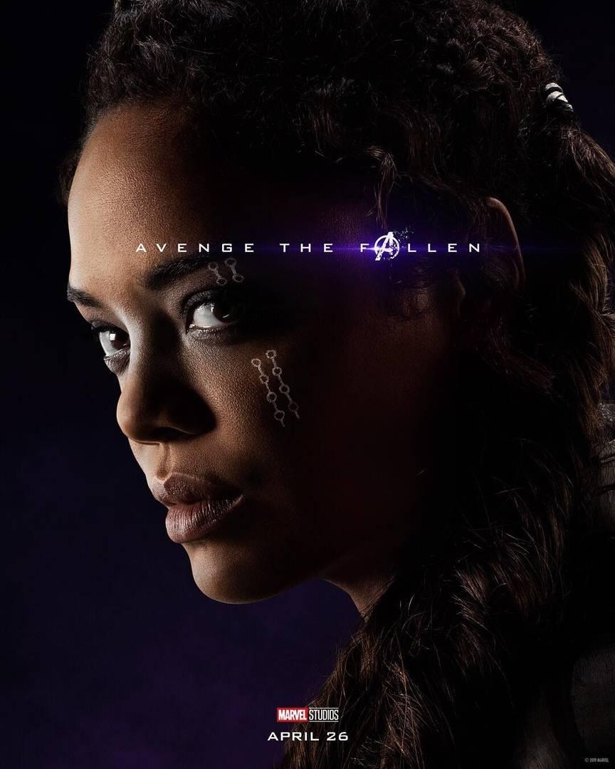 Студия Marvel показала 32 постера к фильму «Мстители: Финал» 4