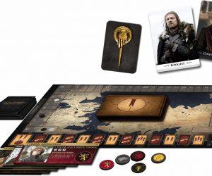 Студия Dire Wolf Digital выпустит настолку «о предательстве и интригах» по «Игре престолов»