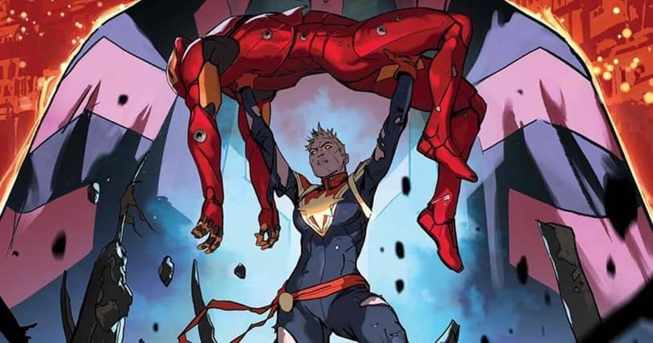 Капитан Марвел в комиксах: пытки КГБ, инцест и алкоголизм 1