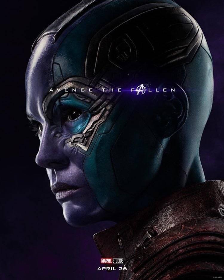 Студия Marvel показала 32 постера к фильму «Мстители: Финал» 6
