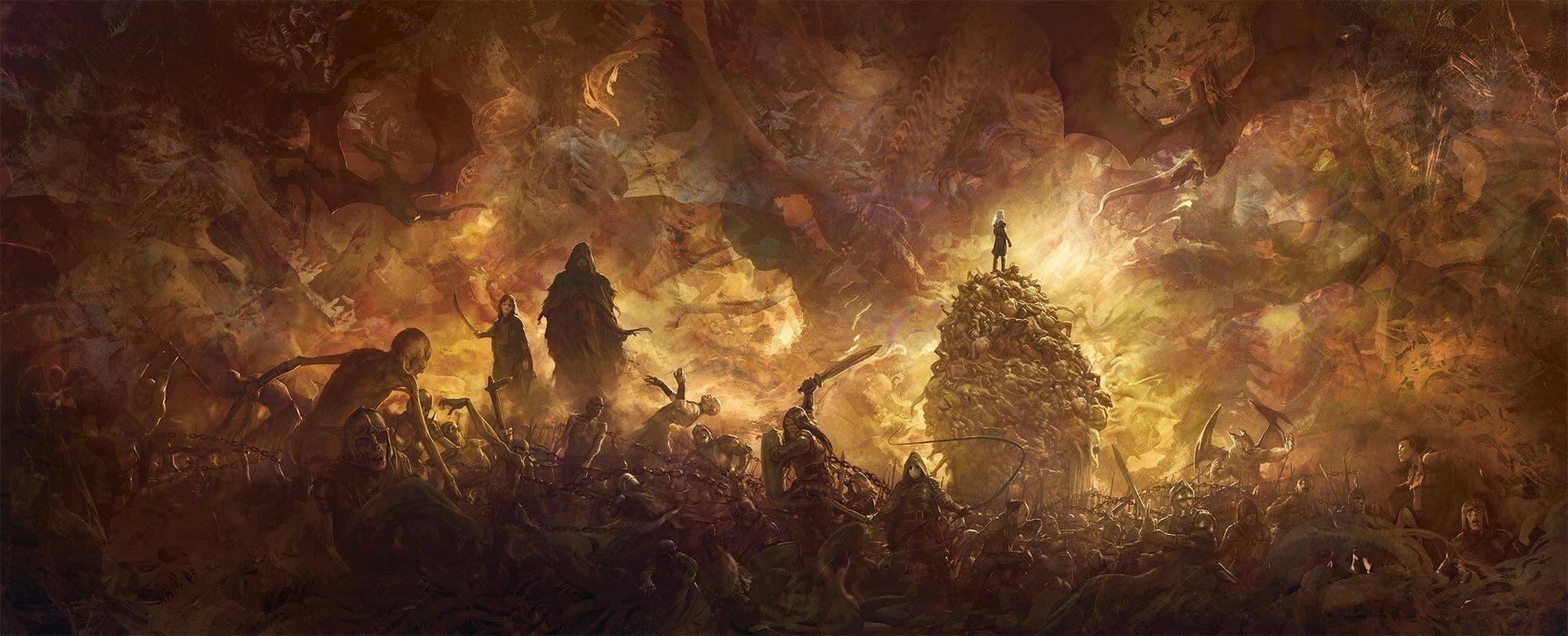 Малазан: один из лучших миров тёмного фэнтези 1