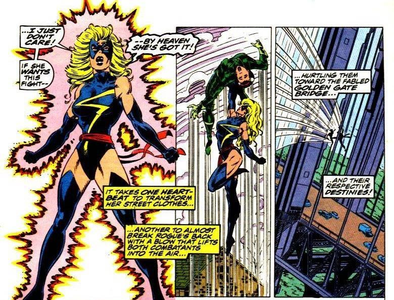 Капитан Марвел в комиксах 15