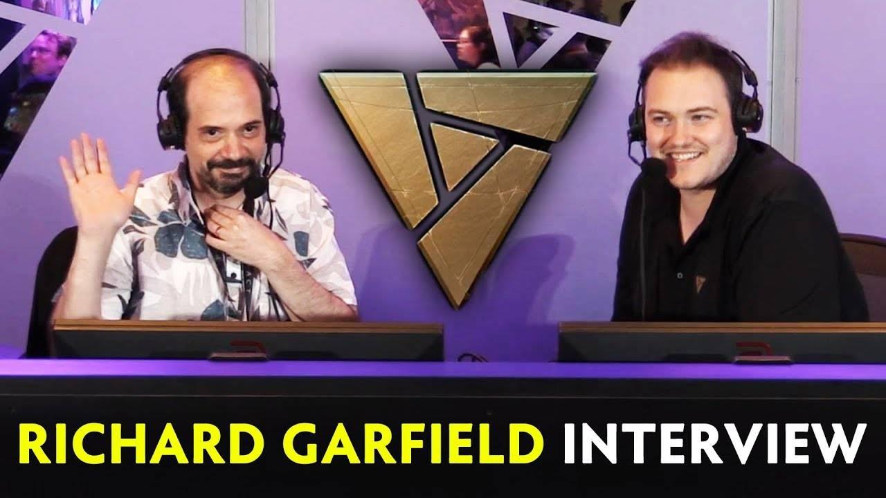 СМИ: Valve расторгла контракт с геймдизайнером Ричардом Гарфилдом, одним из авторов MtG