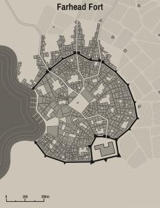 Находка: генератор фэнтезийных замков и городов 3