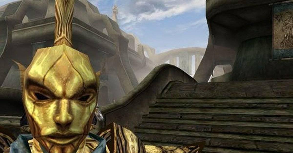 Раздача: на сайте Bethesda можно забрать GOTY-издание Morrowind