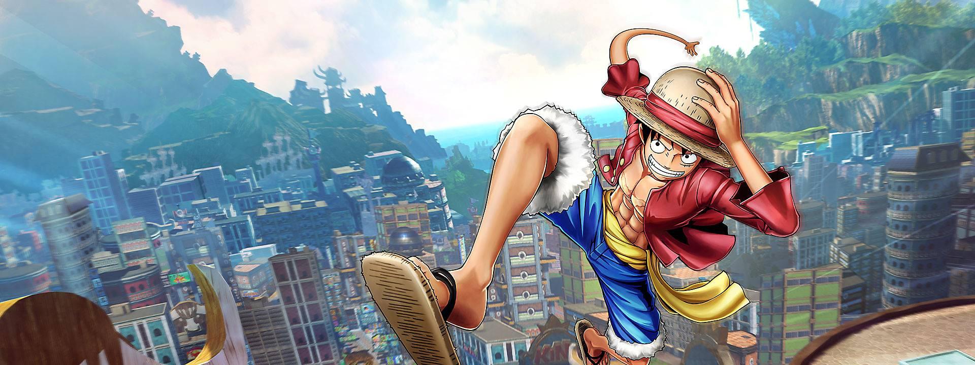 One Piece: World Seeker. Пираты на мели 11