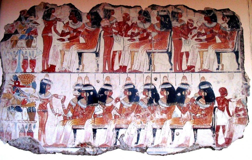 Кухня попаданца: что ели в Древнем Египте 4