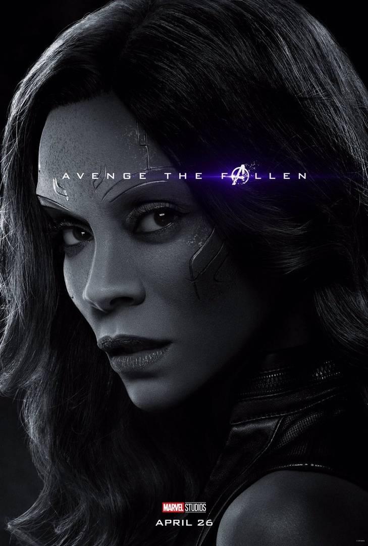 Студия Marvel показала 32 постера к фильму «Мстители: Финал» 24