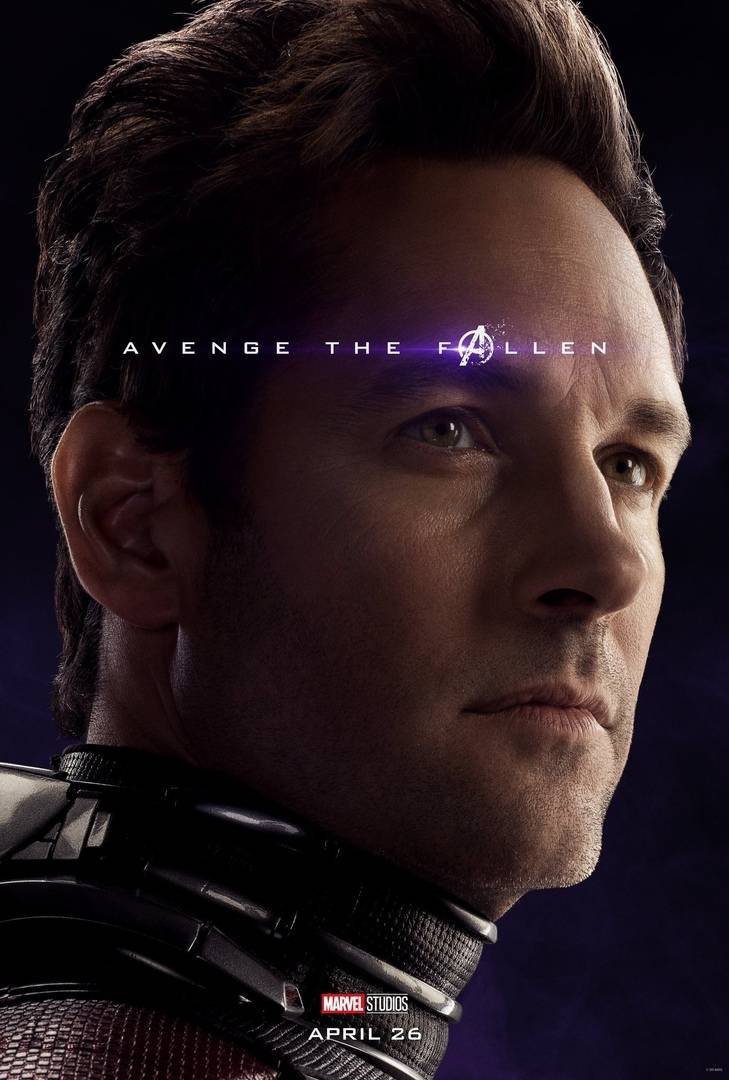 Студия Marvel показала 32 постера к фильму «Мстители: Финал»