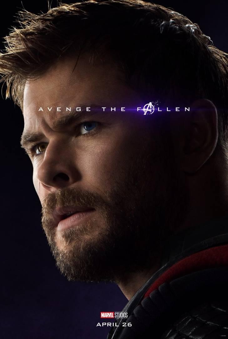 Студия Marvel показала 32 постера к фильму «Мстители: Финал» 11
