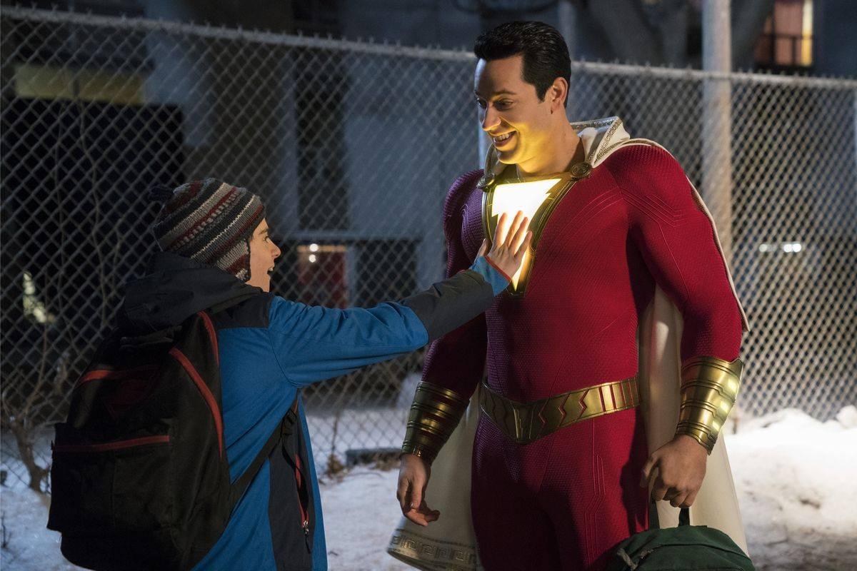 «Хорошее противоядие отобычной DC-формулы»: первые рецензии на «Шазам!»