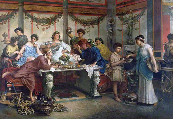 Кухня Древнего Рима: что ели гладиаторы и императоры 15