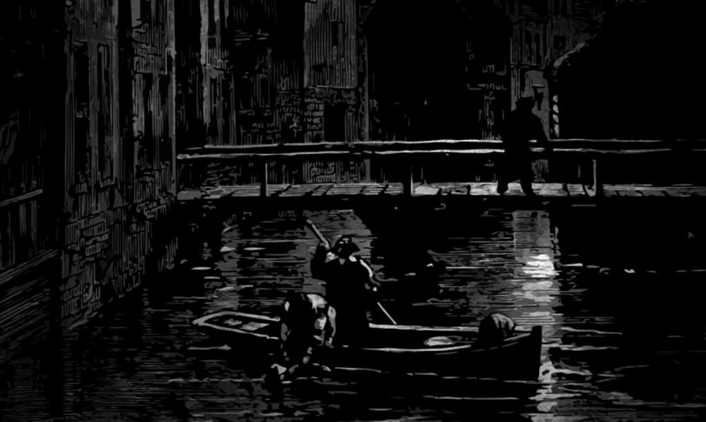 Одиннадцать друзей Корво: обзор настольной ролевой игры «Клинки во тьме» 7