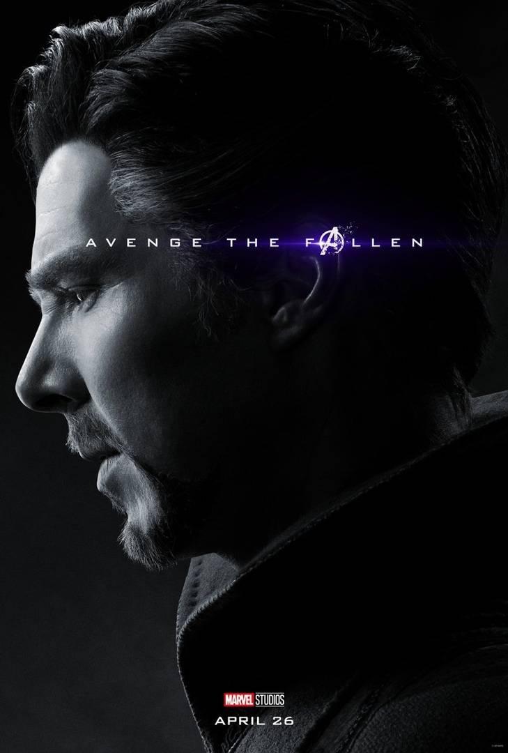 Студия Marvel показала 32 постера к фильму «Мстители: Финал» 25