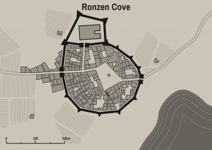 Находка: генератор фэнтезийных замков и городов 1