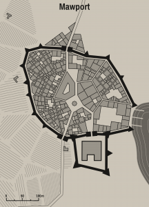 Находка: генератор фэнтезийных замков и городов 2