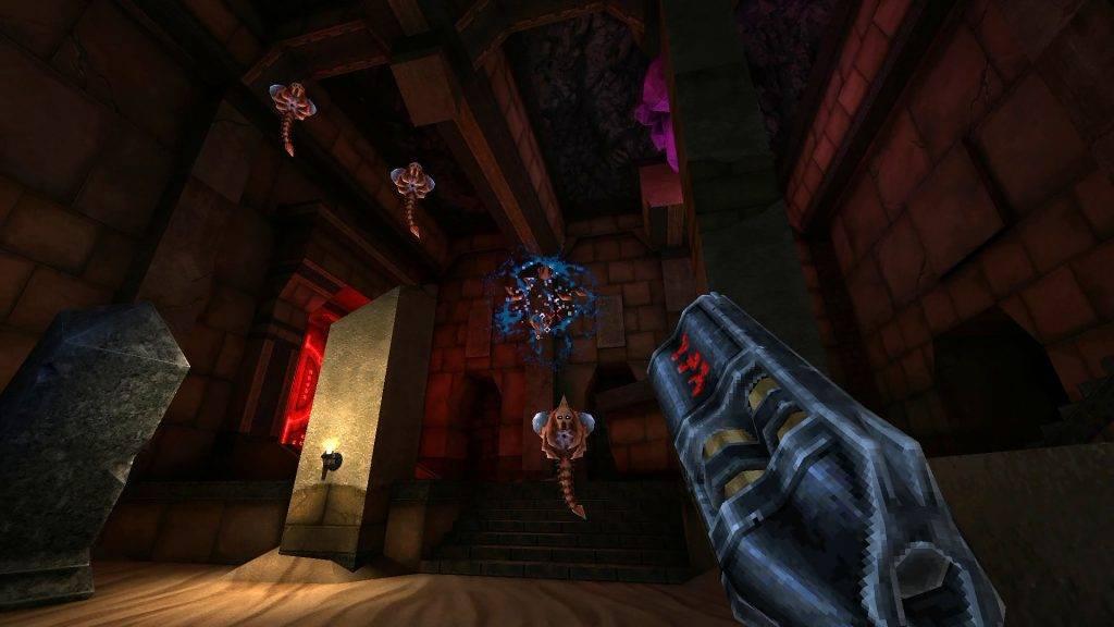 3D Realms анонсировала олдскульный шутер Wrath: Aeon of Ruin на движке первой Quake 2