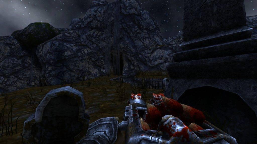 3D Realms анонсировала олдскульный шутер Wrath: Aeon of Ruin на движке первой Quake 3