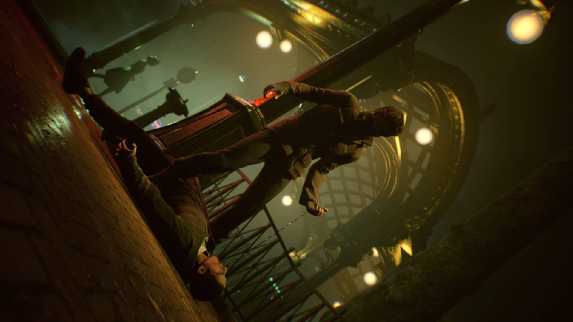 В сеть утёк официальный арт из грядущей Vampire: The Masquerade — Bloodlines 2 5