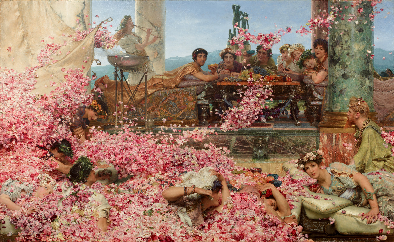 Кухня Древнего Рима: что ели гладиаторы и императоры 13