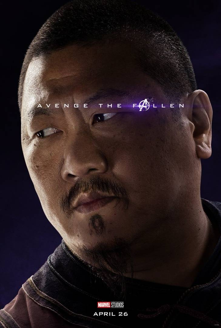 Студия Marvel показала 32 постера к фильму «Мстители: Финал» 12