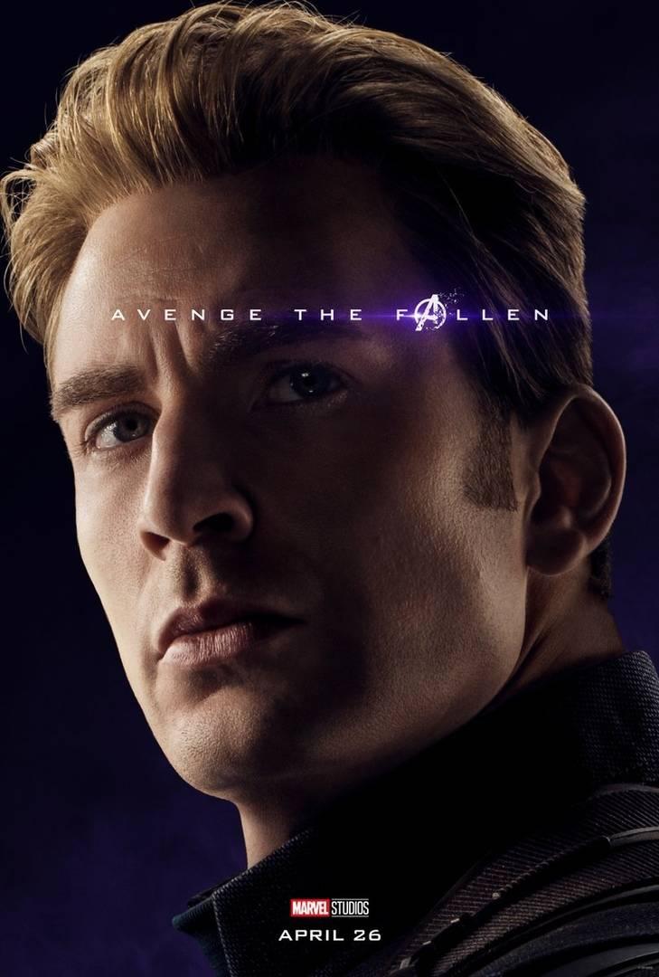 Студия Marvel показала 32 постера к фильму «Мстители: Финал» 13
