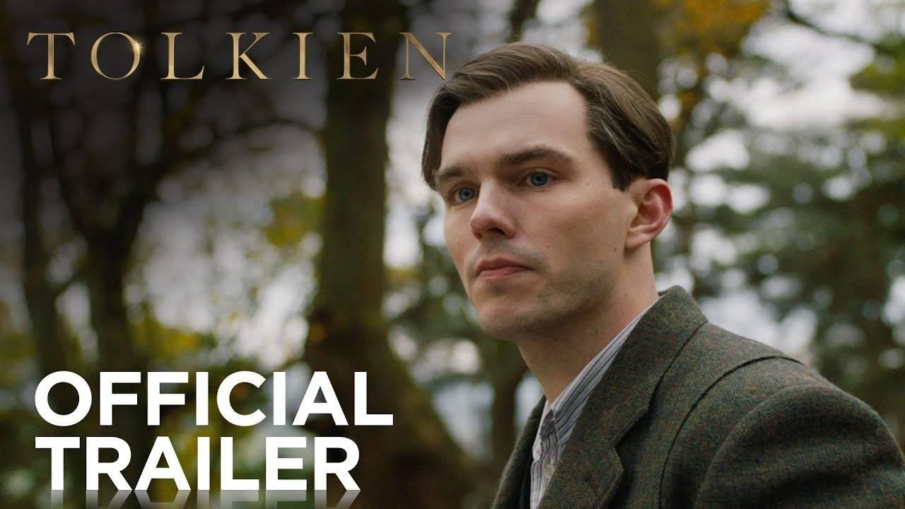 О том, как создавалось Средиземье — второй трейлер фильма «Толкин»