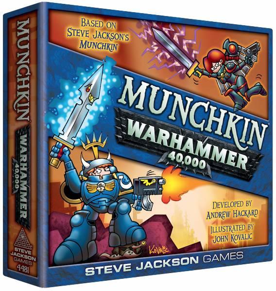 В 2019 году выйдет новый «Манчкин» — на этот раз во вселенной Warhammer: Age of Sigmar 1