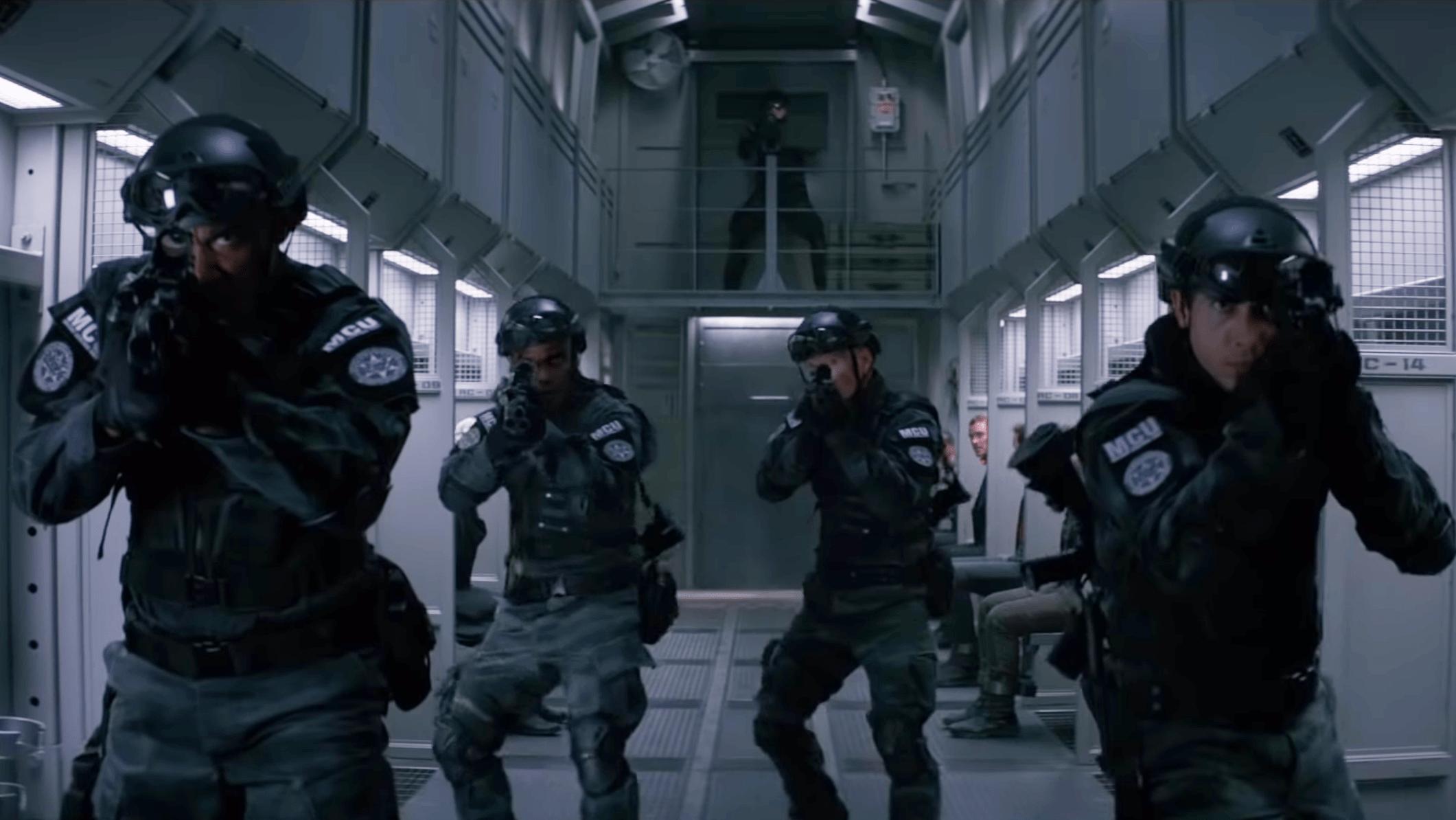 На самом деле, новый трейлер «Тёмного феникса» — про солдат Киновселенной Marvel, которые захватывают мутантов