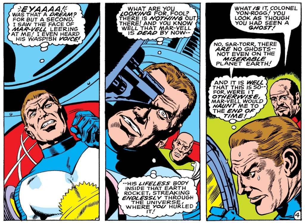 Капитан Марвел в комиксах: пытки КГБ, инцест и алкоголизм
