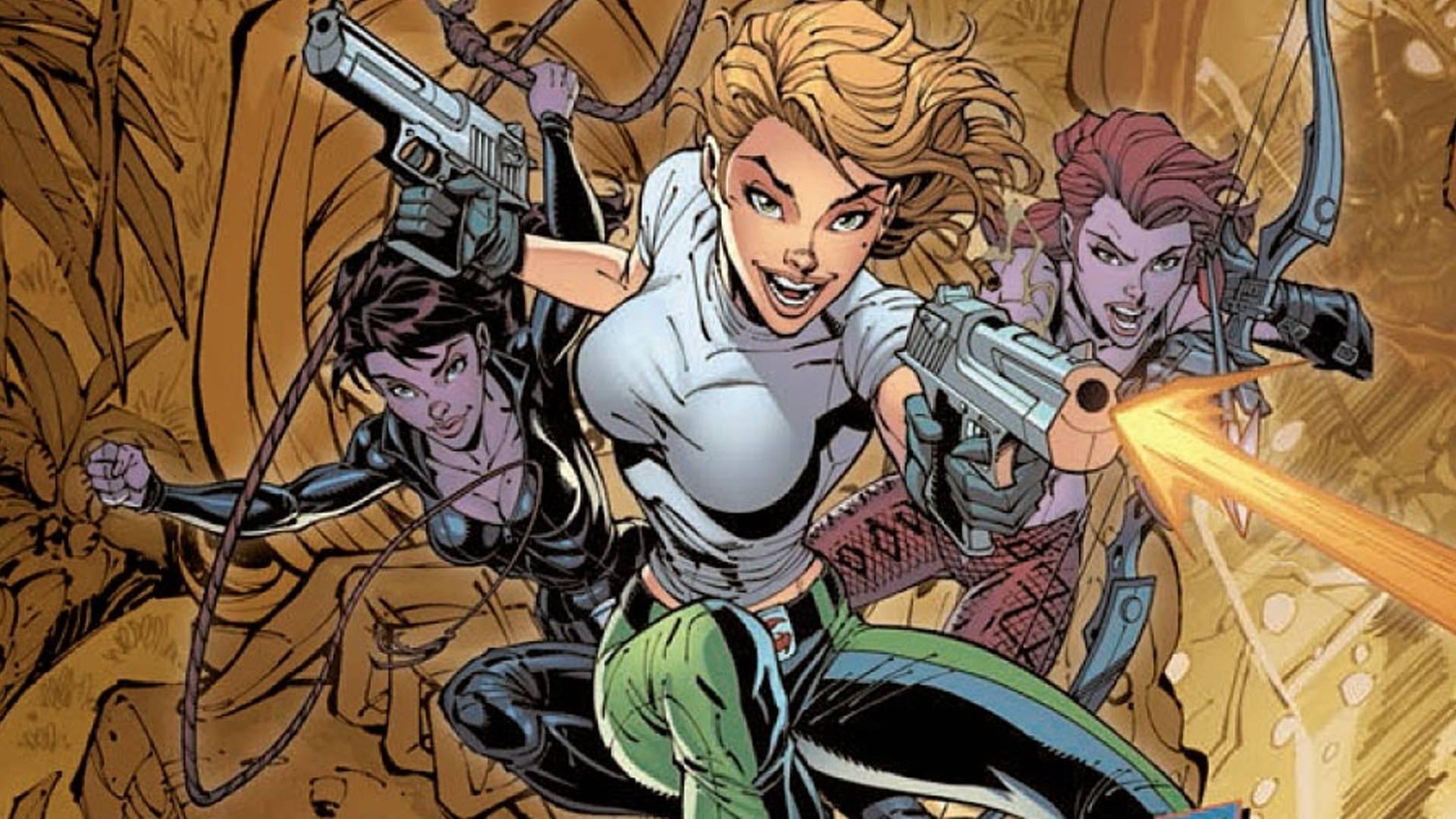 Режиссёр фильма «Пипец 2» экранизирует комикс Danger Girl про девушек-агентов в духе «Ангелов Чарли»