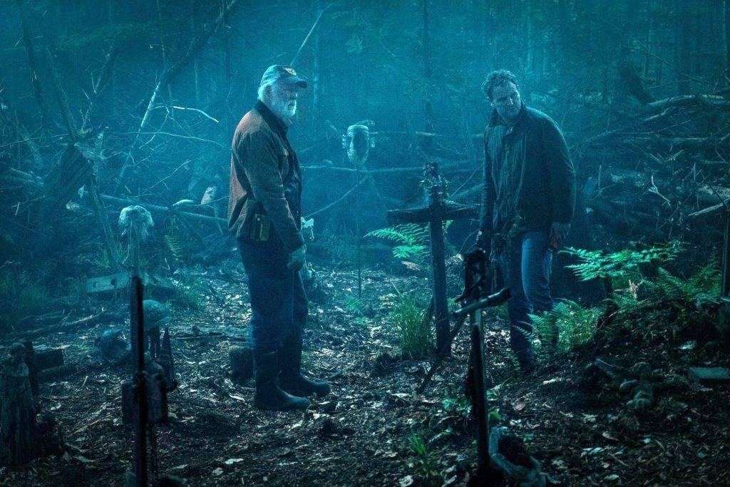 «Кладбище домашних животных»: чем фильм отличается от книги 10