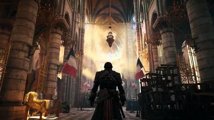 Ubisoft пожертвует 500 тысяч евро на восстановление Нотр-Дама