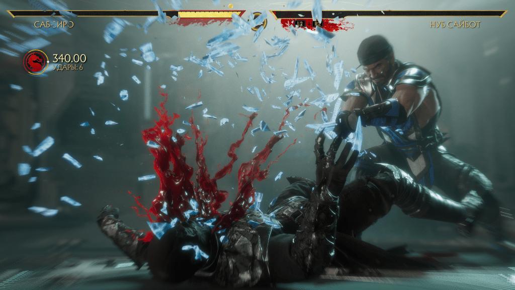 Mortal Kombat 11 — игра про пацифизм и духовный рост 3