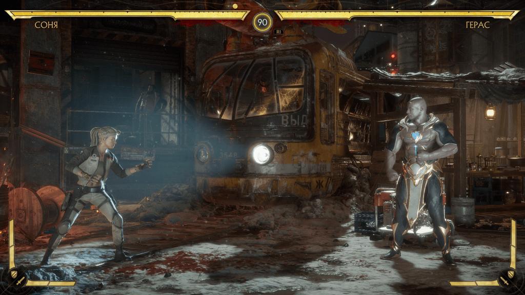 Mortal Kombat 11 — игра про пацифизм и духовный рост 5