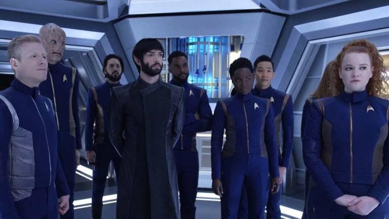 «Звёздный путь: Дискавери», 2 сезон: даже Спок не спас сериал 6