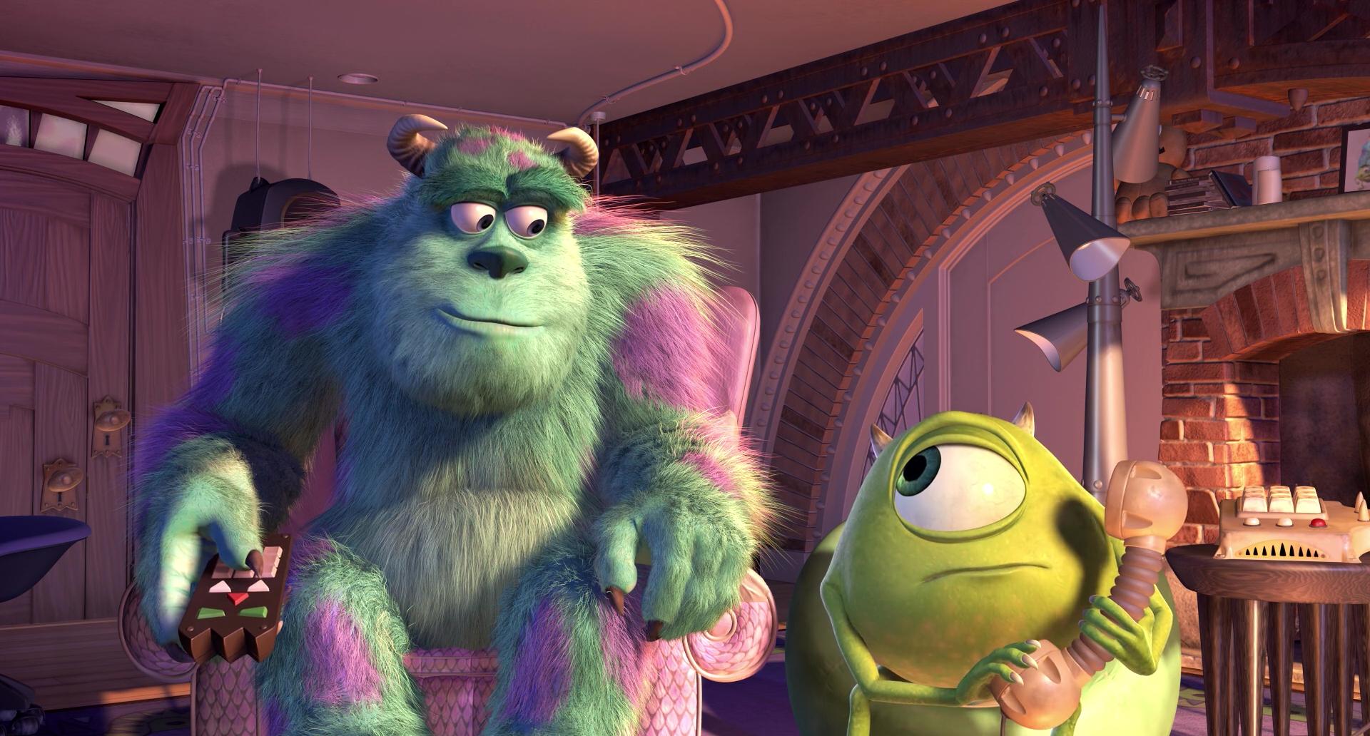 Disney выпустит мультсериал «Монстры на работе» во вселенной «Корпорации Монстров»