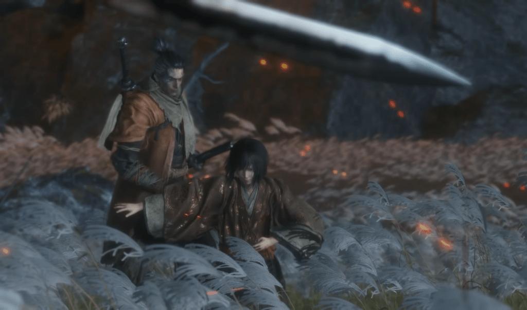 Концовки и метафоричность Sekiro: Shadows Die Twice 12