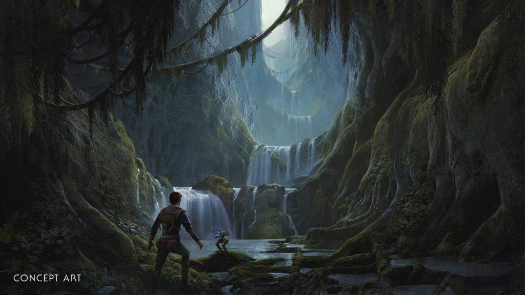 Подробности и тизер Star Wars Jedi: Fallen Order — одиночной сюжетной игры