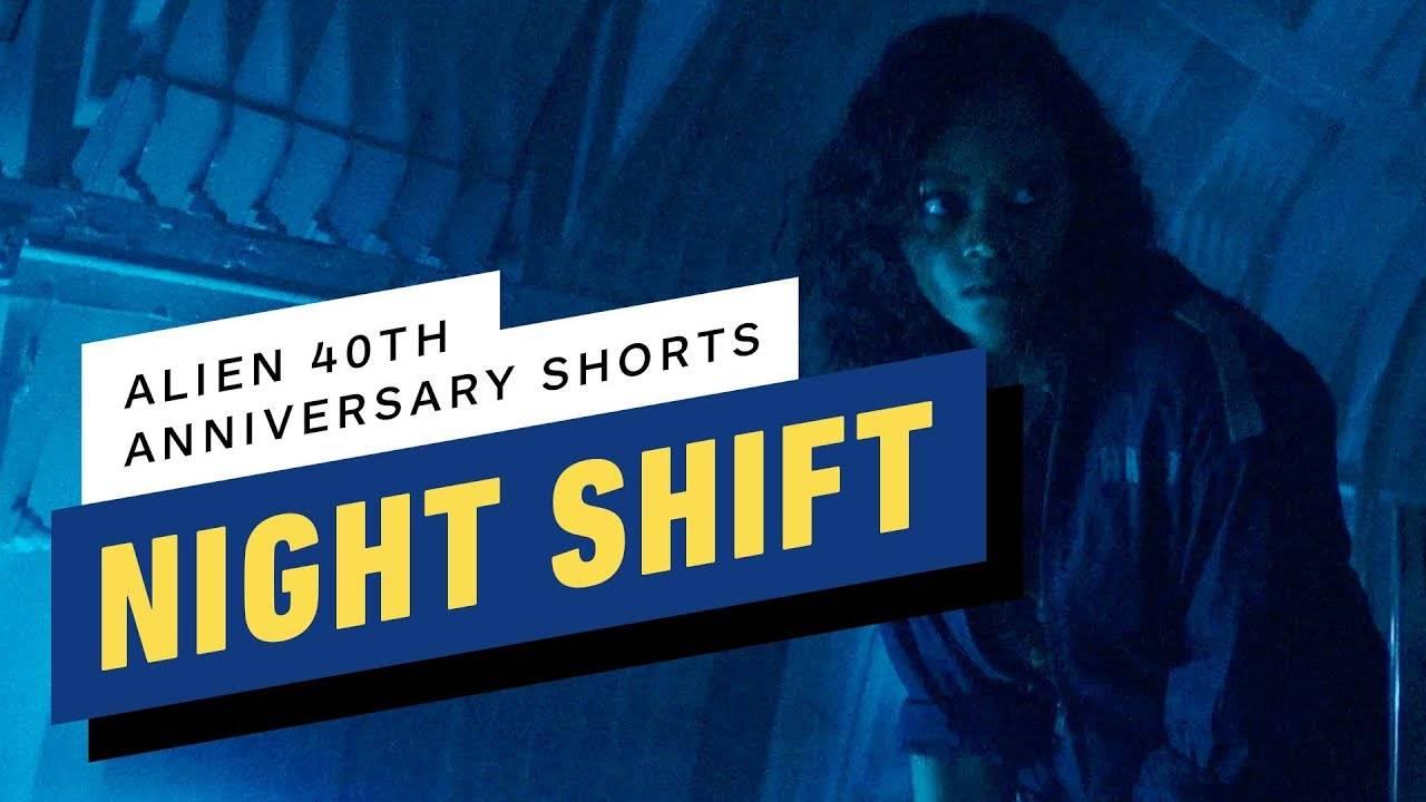 Короткометражка «Чужой: Ночная смена» — третий ролик из серии к 40-летию фильма