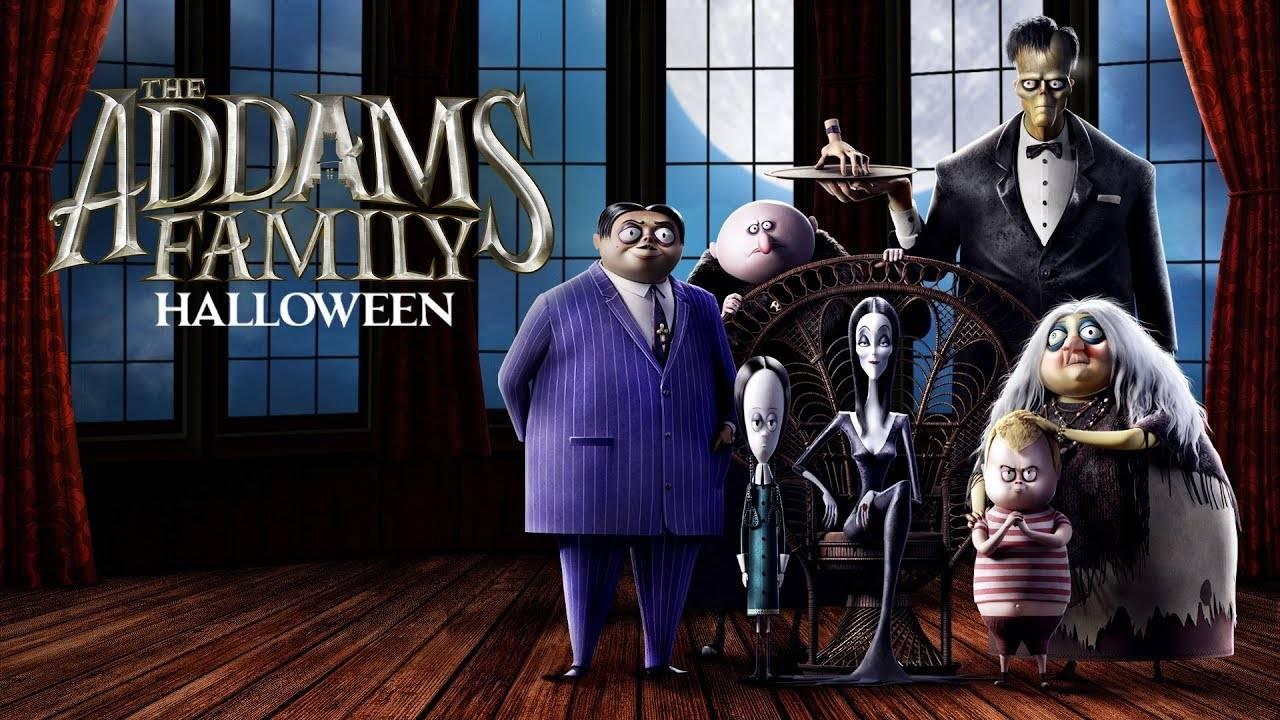 Первый тизер анимационной «Семейки Аддамс» 5