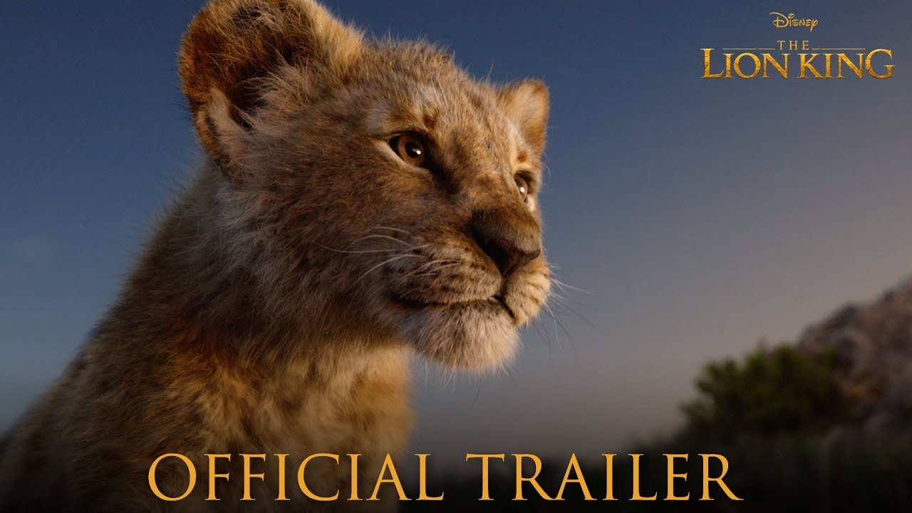Первый трейлер «Короля Льва» — с Тимоном, Пумбой и их песенкой