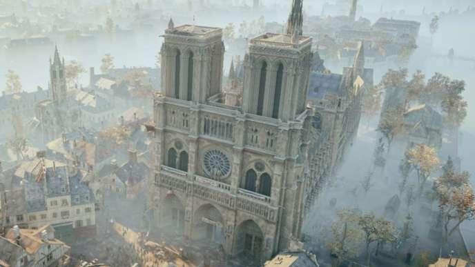 Французское издание Le Monde рассказало, что AC: Unity не поможет с реконструкцией Нотр-Дама