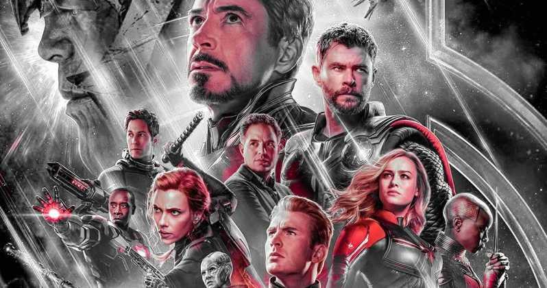 Утечка: четыре минуты спойлеров из «Мстителей: Финал»