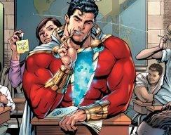 Шазам в комиксах: мальчик, который был популярнее Супермена 7