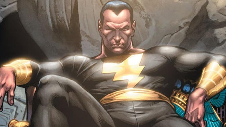Шазам в комиксах: мальчик, который был популярнее Супермена 16