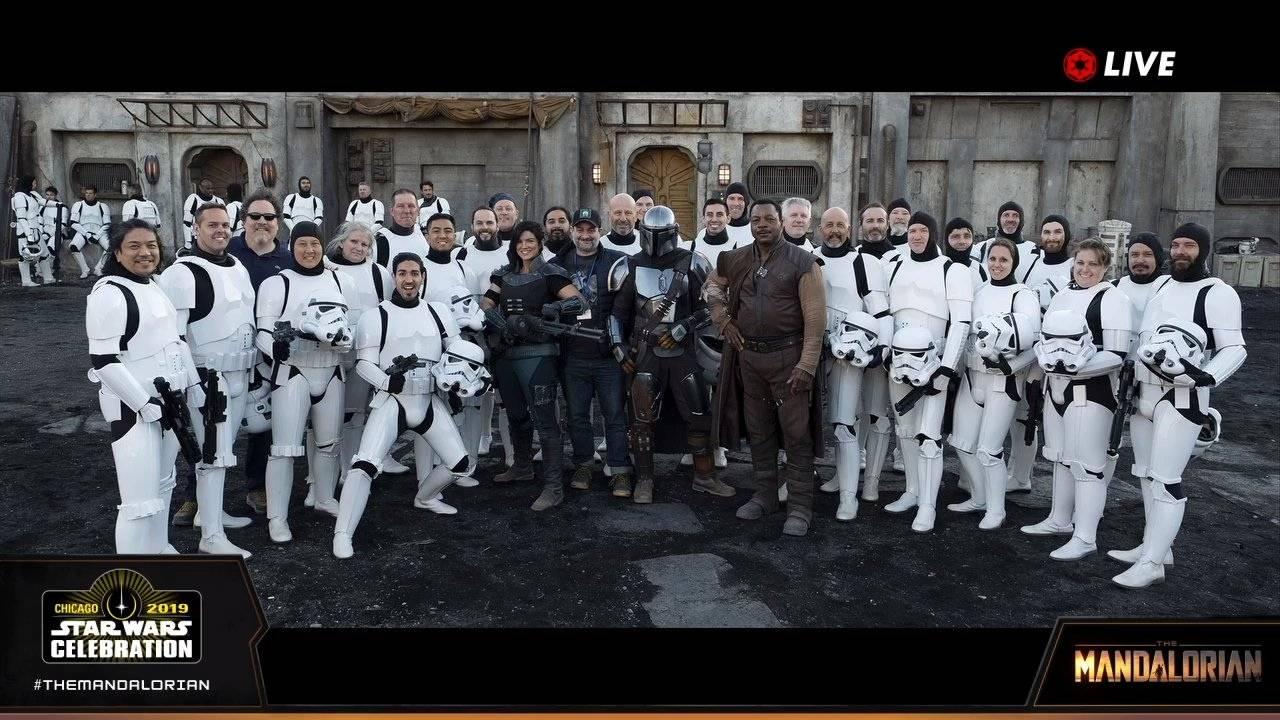 Подробности и тизер «Мандалорца» — первого сериала по «Звёздным войнам» 8